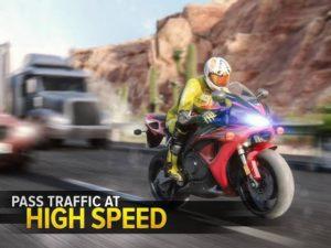 تحميل لعبة سباق الدراجات Highway Rider للاندرويد النسخة المدفوعة جديد 2020